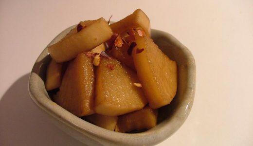 大根のアッサリ漬けの作り方 海外で太った時のわたしのダイエット食!