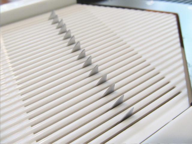 とてもよく切れるスライサー おすすめミュラープロV マルチブレードスライサーのブレード(刃)セットの画像