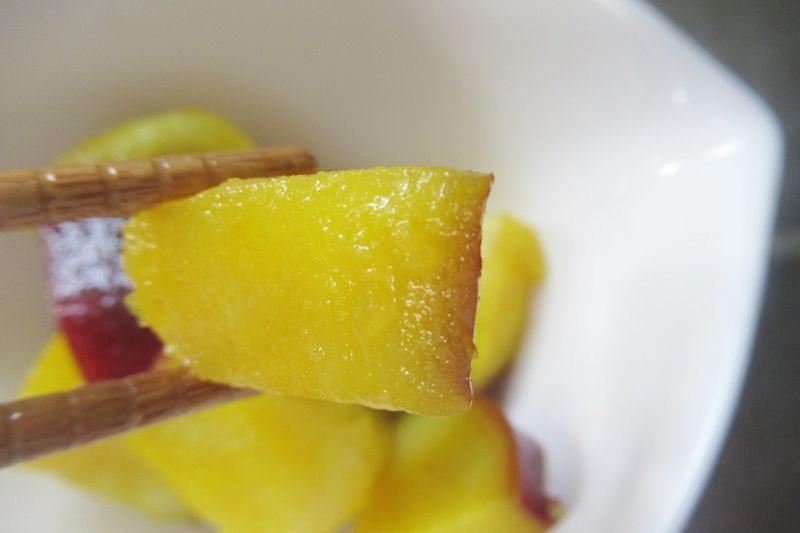わんまいる 口コミ さつま芋のレモン煮