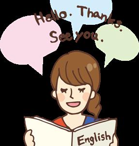 タブレットmimiで英語の発音の練習